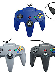 abordables -PC-N64001 USB Controles - PC 180 Empuñadura de Juego Con cable #