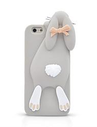 preiswerte -Für iPhone 8 iPhone 8 Plus iPhone 6 iPhone 6 Plus Hüllen Cover Stoßresistent Rückseitenabdeckung Hülle 3D Zeichentrick Weich Silikon für