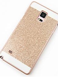 Per Samsung Galaxy Note Fantasia/disegno Custodia Custodia posteriore Custodia Glitterato PC Samsung Note 5 / Note 4 / Note 3