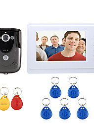 economico -One to One video citofono - Sistema Hands-Free - Con fili - 7