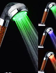 Brand New Anion SPA Head Shower Handheld Water-saving Bath Shower Nozzle Sprinkler Sprayer Filter Transparent