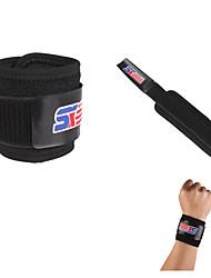 Недорогие -Классика Спорт Тренажерный зал Эластичный Эластичный наручные Совместное Brace поддержки Wrap Band - Свободный размер