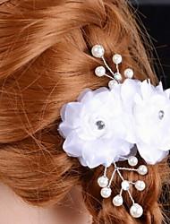 Imitacija bisera Saten Cvijeće 1 Vjenčanje Special Occasion Glava