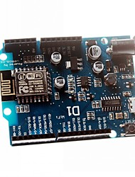 cheap -Smart Electronics ESP-12E WeMos D1 WiFi Uno Based ESP8266 Shield for Arduino Compatible