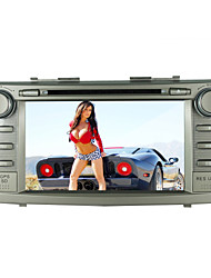 baratos -DVD Player Automotivo - 2 Din - 800 x 480 - 8 Polegadas