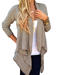 cheap -Women's New Fashion Dot Print Long Sleeve All Match Cardigan