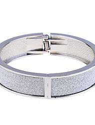 billige -Dame Armbånd - Sølvbelagt, Guldbelagt Unikt design, Mode Armbånd Sølv / Gylden Til Fest Daglig Afslappet
