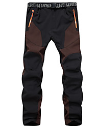 cheap -Men's Ski / Snow Pants Waterproof Thermal / Warm Windproof Insulated Rain-Proof Dust Proof Wearable Antistatic Breathable