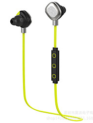cheap -In Ear Wireless Headphones Dynamic Plastic Gaming Earphone Mini / with Volume Control / with Microphone Headset
