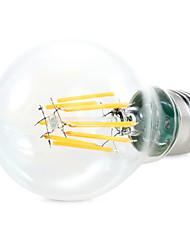abordables -YWXLIGHT® 1pc 16 W 1450 lm E26 / E27 Ampoules Globe LED A60(A19) 8 Perles LED COB Décorative Blanc Chaud / Blanc Naturel 220-240 V / 110-130 V / 1 pièce / RoHs