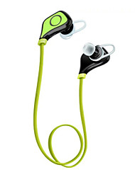 IPX4 водонепроницаемый спортивные Bluetooth наушников наушники 10 часов беспроводной гарнитуры спорта с микрофоном для Iphone 6s Самсунга
