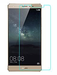 お買い得  -スクリーンプロテクター のために Huawei Huawei Mate S 強化ガラス 1枚 ハイディフィニション(HD)