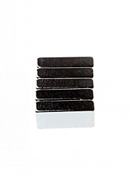 5-pack ultra puissants aimants re de terre rare (20x10x5mm)