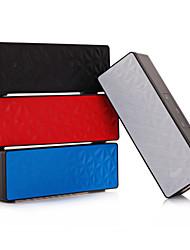 Exterior Interior Bluetooth Portátil Sem Fio Bluetooth 3.0 AUX 3.5mm USB Altofalante para Ambientes Exteriores Branco Preto Vermelho Azul
