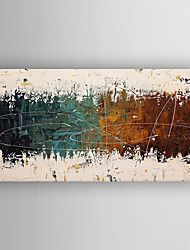 cheap -Oil Painting Modern Abstract  Hand Painted Canvas with Stretched Framed