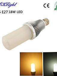 E26/E27 LED-kolbepærer T 78 leds SMD 2835 Dekorativ Varm hvid Kold hvid 1500lm 3000/6000K Vekselstrøm 220-240 Vekselstrøm 110-130V