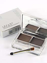 YCID® Two Color Lasting Nature Waterproof Eyebrow Powder