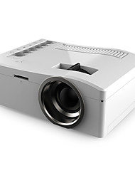 cheap -UNIC UC18 LCD Home Theater Projector LED Projector 800lm Support 1080P (1920x1080) 15-100inch Screen / 320*180