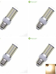 cheap -8W E14 G9 GU10 B22 E26 E26/E27 LED Corn Lights Recessed Retrofit 180 SMD 2835 700-800 lm Warm White Natural White 3000-3500  6000-6500K K
