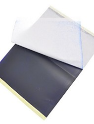 cheap -BaseKey 25 Sheets x Tattoo Thermal Carbon Stencil Transfer Paper Tracing Kit A4