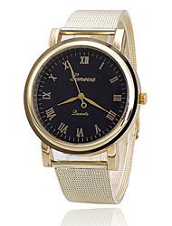 baratos -Mulheres Relógio de Pulso Quartzo Dourada Venda imperdível Analógico senhoras Amuleto Fashion - Branco Preto Um ano Ciclo de Vida da Bateria / SSUO LR626