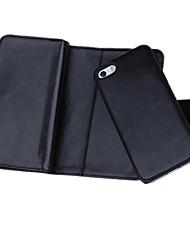 Per iPhone 8 iPhone 8 Plus Custodia iPhone 5 Custodie cover A portafoglio Porta-carte di credito Con chiusura magnetica Integrale Custodia
