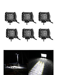 cheap -Waterproof Shockproof Spotlight Decorative Single Row Double Rows Rustproof Windproof