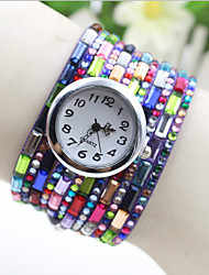 Ms. New Listing Colorful Chain Korea Velvet Table Cool Watches Unique Watches