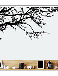 Stunning Tree Branch Removable Wall Art Sticker Vinyl Decal Mural Home Decor (DESIGN 1, 1)