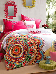 cheap -Winter boho Bedding Set Queen King size