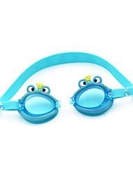 cheap -Swimming Goggles Anti-Fog Silica Gel PC Blue Dark Blue Orange Green Pink Blue Dark Blue Orange Green Pink