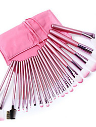 preiswerte -Make-up-Bürsten 22 PC überlegen professionelle weiche Kosmetik-Pinsel-Set Frau pincel Kabuki-Kit Make-up Pinsel Make-up