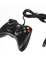 Недорогие -*3-PC001BW Проводное Геймпад Назначение Xbox 360 / ПК ,  Игровые манипуляторы Геймпад ABS 1 pcs Ед. изм