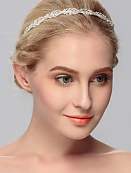 Rhinestone Headbands with 1 Wedding   Special Occasion   Casual Headpiece 13a95542f45