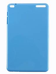 abordables -Funda Para Huawei Funda Trasera Un Color Suave TPU para Huawei MediaPad T1 10