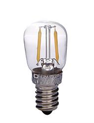 cheap -YouOKLight 200 lm E14 Decoration Light B 2 leds COB Decorative Warm White 220-240V