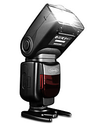 sidande® DBK df-660 GN58 TTL wireless Speedlite flash per D7000 D90 D7100 D800 D600 D3100 D3000 D5000 D5100