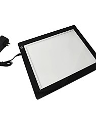 cheap -BaseKey A3 size Artcraft Led Tracing Light Pad Tatoo Scrapebooking Ultra-thin