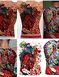 Full Back Temporary Tattoo(2PCS)