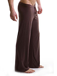 The new export Home Furnishing soft silky sexy men wear trousers special hot yoga Men Men