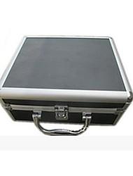 preiswerte -basekey Tätowierung schwarz kleine Alu-Box mit Nagel sx04