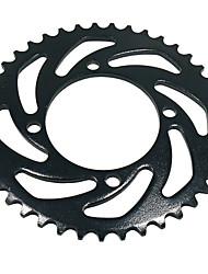 baratos -76 milímetros 420-41t sujeira pit bike roda dentada traseira 50-150cc klx ssr crf