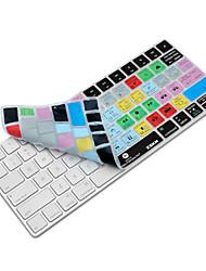 Недорогие -xskn Premiere Pro куб.см ярлык клавиатуры крышка силиконовой кожей для волшебной версии клавиатуры 2015, раскладка