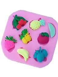 billige -1pc Nyhed Kage Plast Høj kvalitet Cake Moulds
