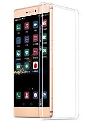 Недорогие -новая высокая проницаемость стелс TPU мягкое аргументы за телефона Huawei P8 / P8 облегченный
