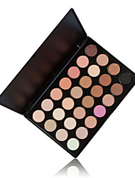 economico -nuovi 28 colori ombretto opaco shimmer& scintillio tavolozza dei colori originali