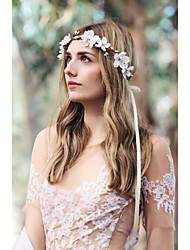 cheap -bridal flower crown, bridal headband, wedding headband, bridal headpiece, wedding accessories flower headband