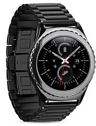 preiswerte -klassische Uhrenarmband hoco Edelstahl-Uhrenarmband Riemen für Samsung Gear S2 Classic hoco Gang