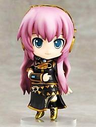 Outros Megurine Luka 10CM Figuras de Ação Anime modelo Brinquedos boneca Toy