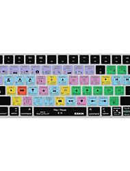 cheap -XSKN Final Cut Pro X 10.2 Shortcut Keyboard Cover Silicone Skin for Magic Keyboard 2015 Version, US Layout
